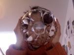 glasschussel-strukturiert